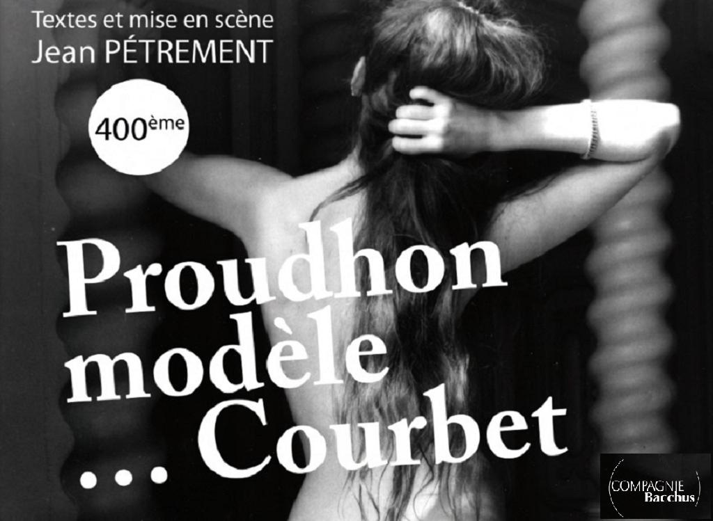PROUDHON MODELE COURBET
