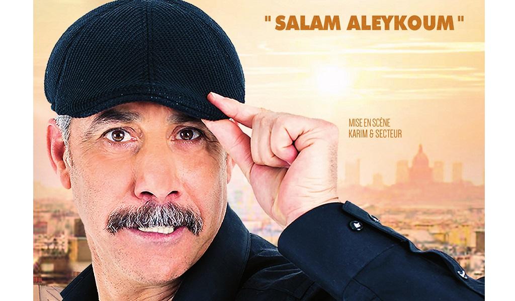 ABDELKADER SECTEUR : SALAM ALEYKOUM