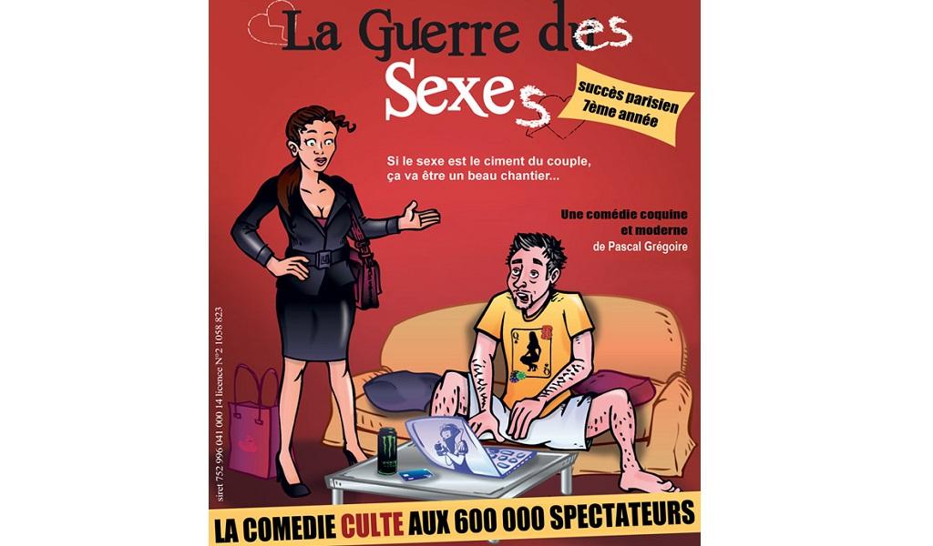 LA GUERRE DES SEXES – DATE REPORTEE EN OCTOBRE 2021