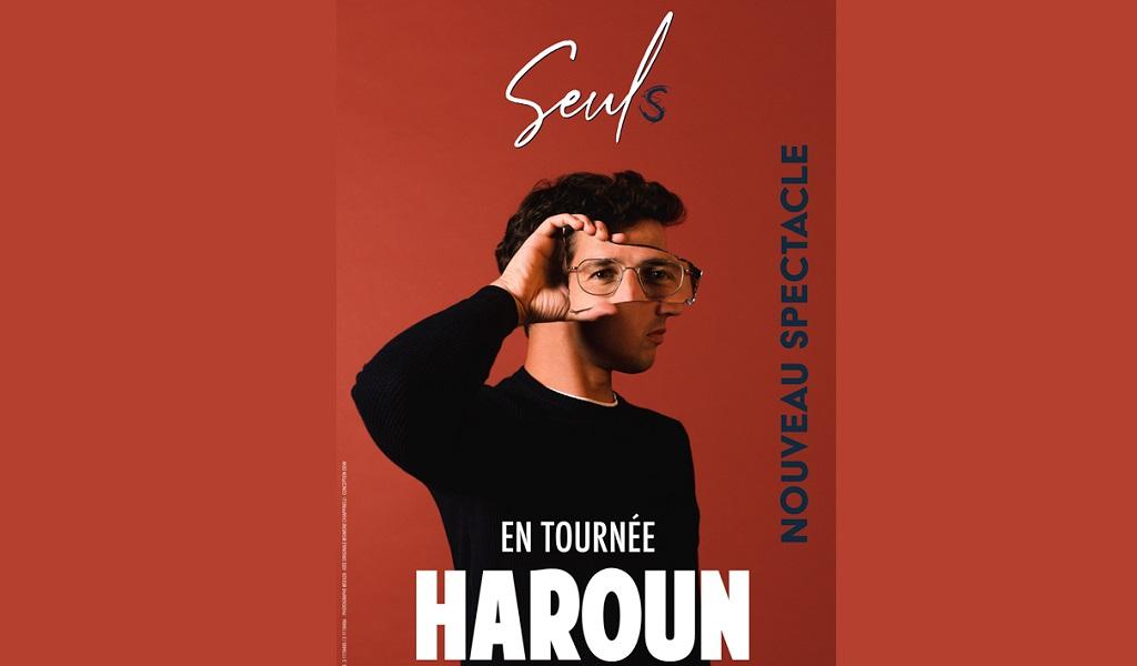 HAROUN – « SEULS »